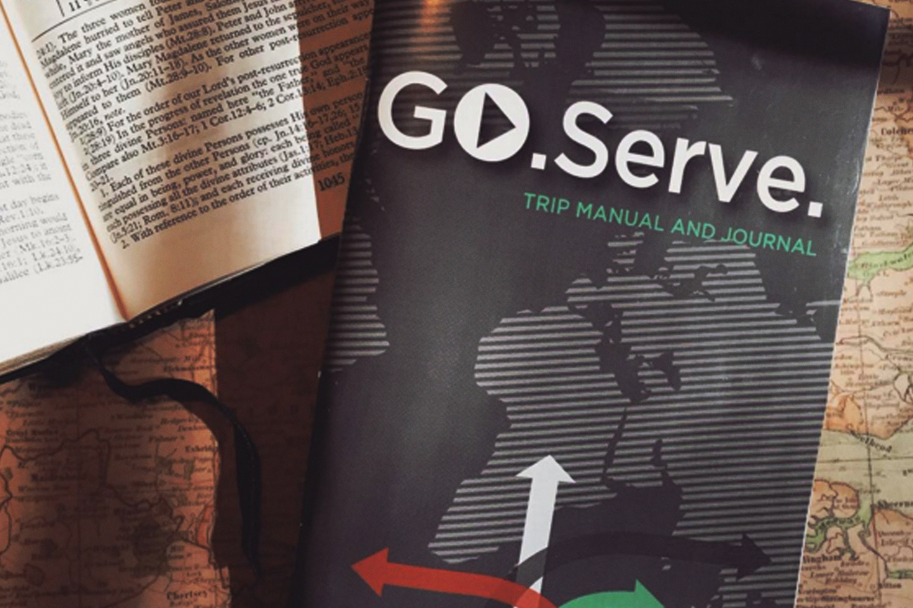 Introducing the Go.Serve. Fund