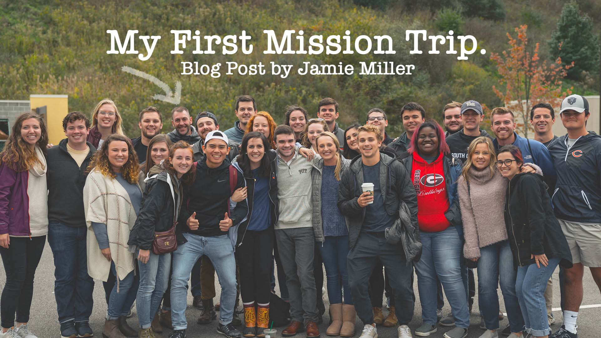 My First Mission Trip