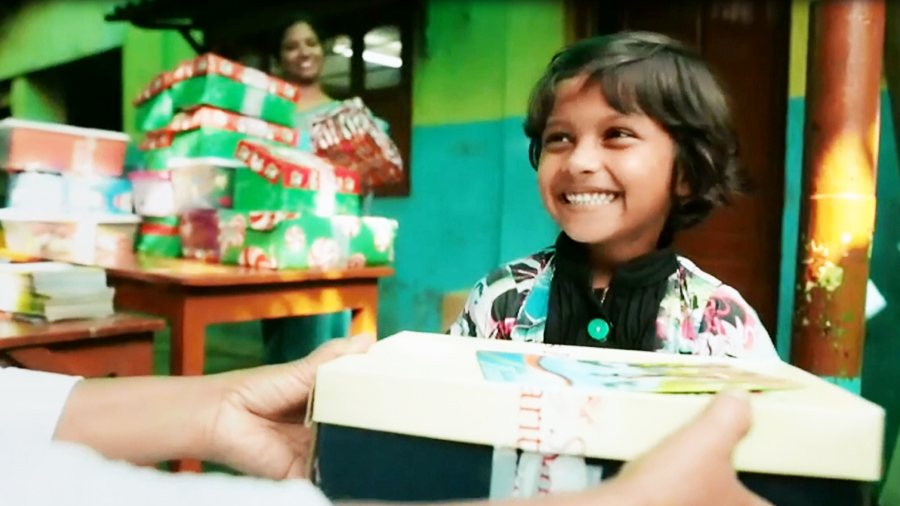 Operation Christmas Child: For Families
