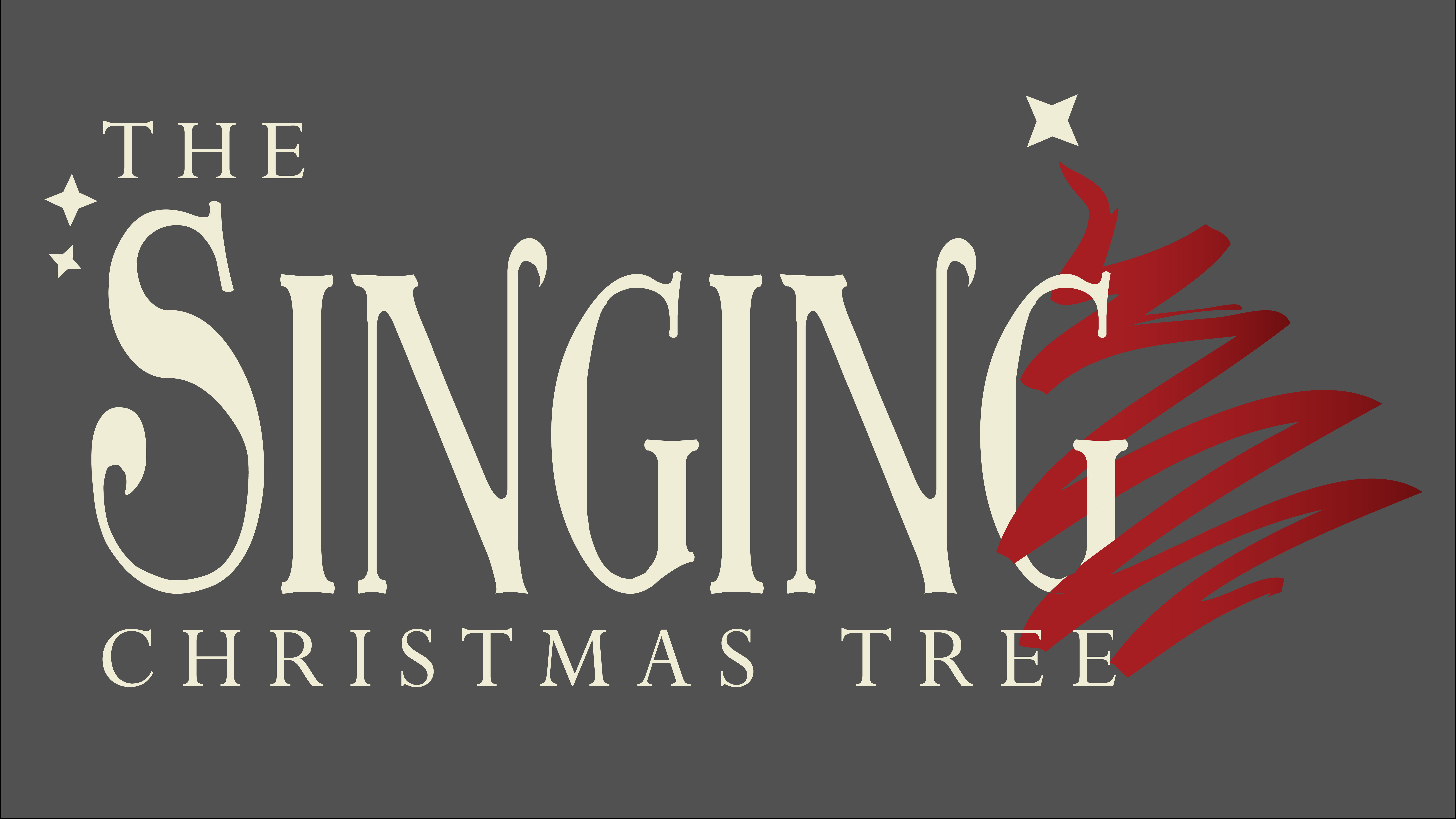 the singing christmas tree - Christmas Sunday