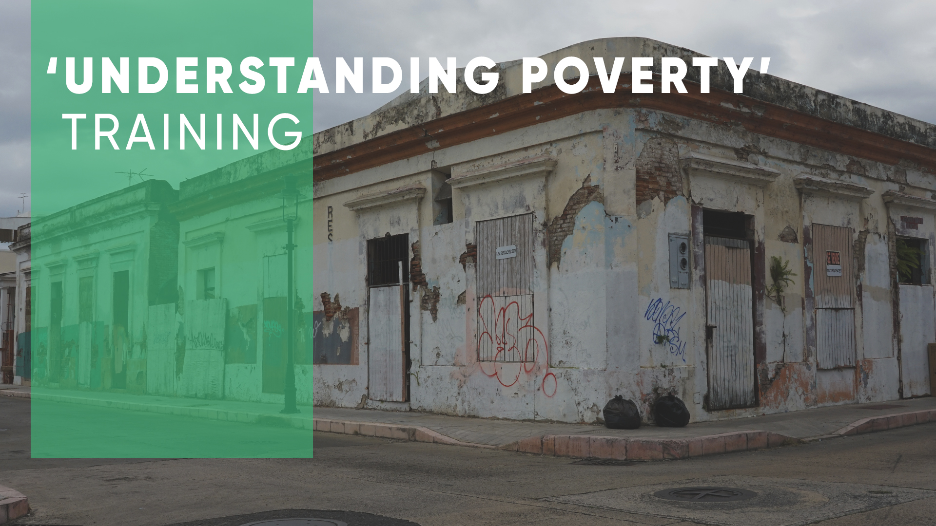 Understanding Poverty Training