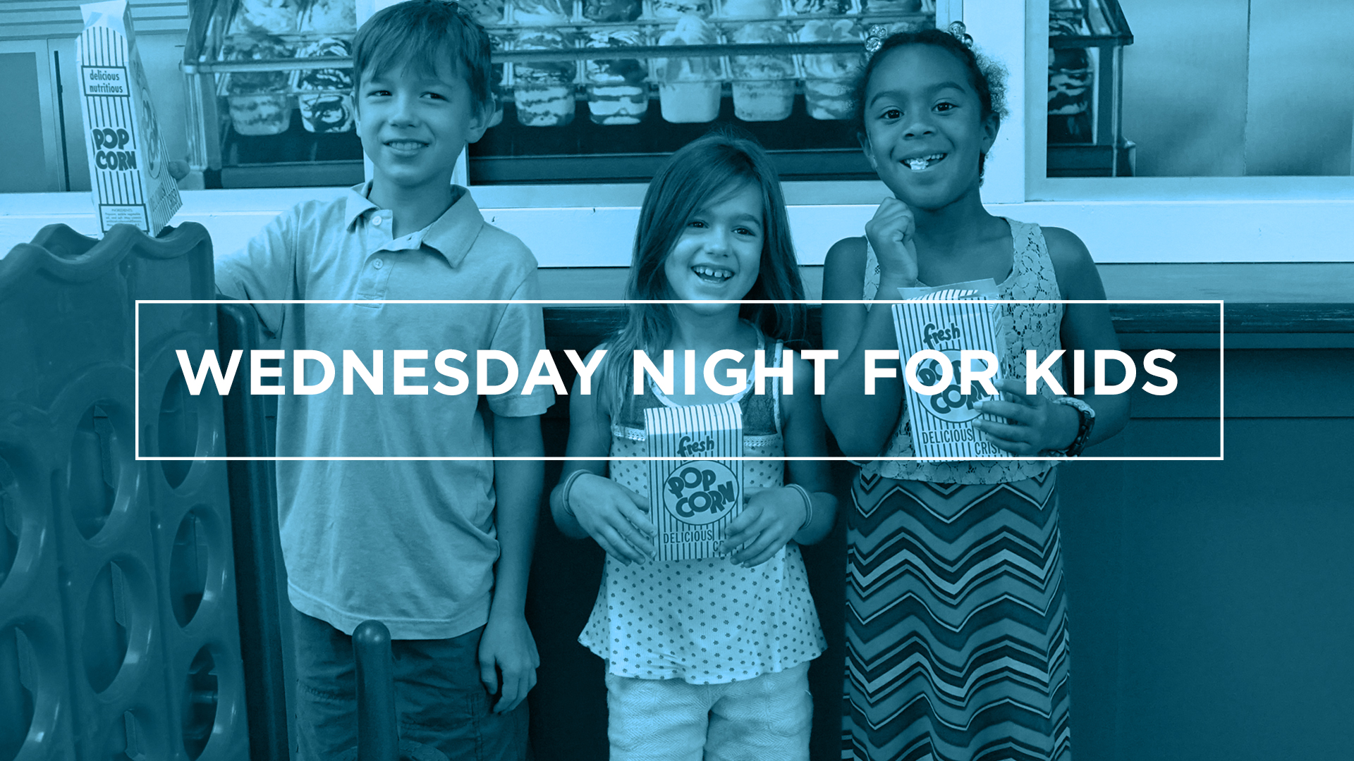 Wednesday Night For Kids