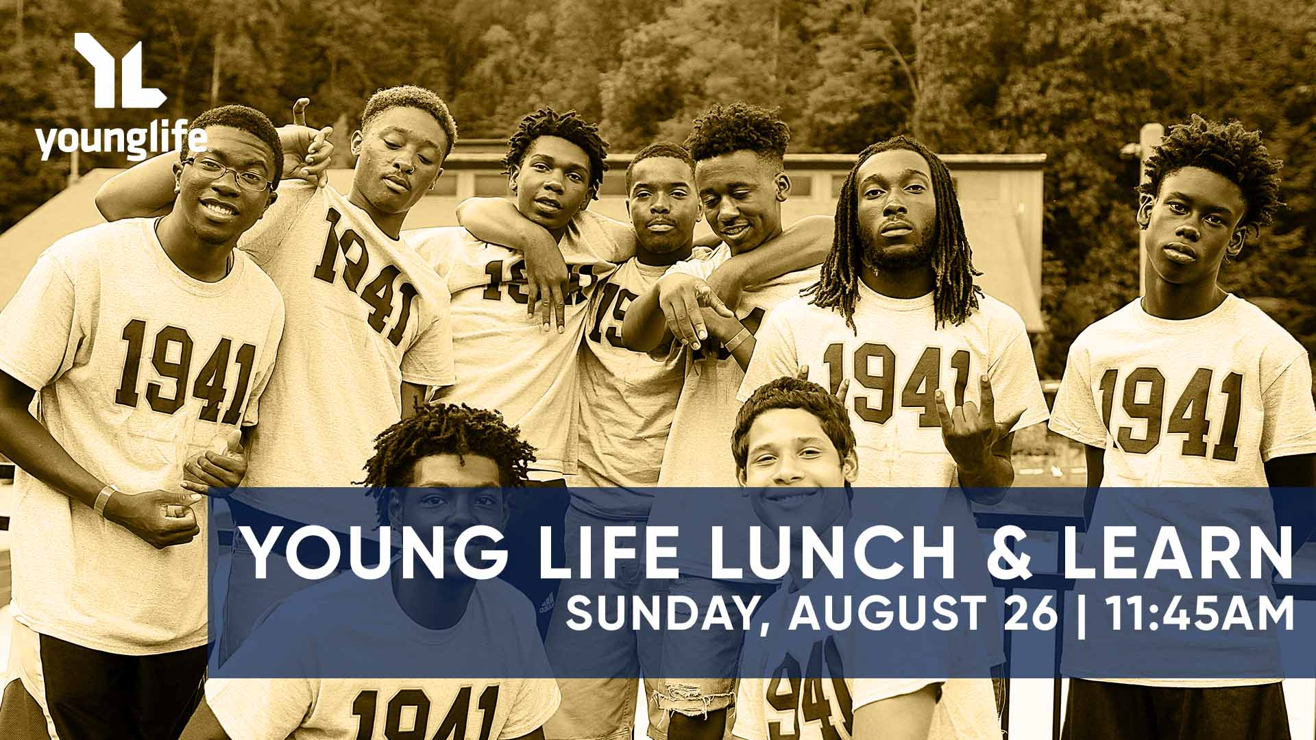 Young Life Lunch & Learn